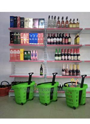 High Quality Strongest Supermarket Shelves | Furniture for sale in Lagos State, Ajah