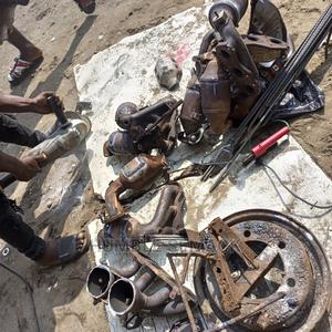 Catalyst Catalyst   Vehicle Parts & Accessories for sale in Lagos State, Mushin