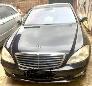 Mercedes-Benz S Class 2010 S 500 (W221) Black | Cars for sale in Ogun State, Sagamu