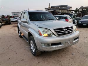 Lexus GX 2004 470 Silver | Cars for sale in Akwa Ibom State, Uyo