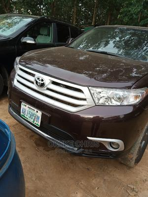 Toyota Highlander 2009 Brown | Cars for sale in Abuja (FCT) State, Gaduwa