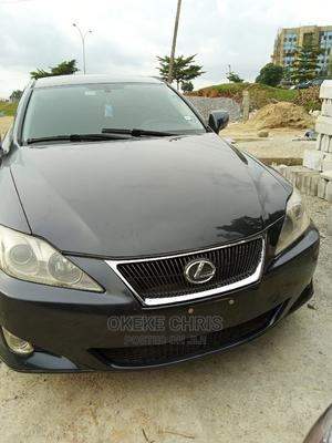 Lexus IS 2007 Black | Cars for sale in Abuja (FCT) State, Gaduwa