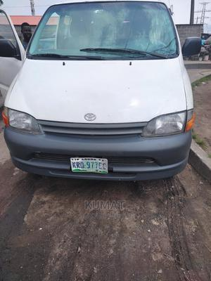 Registered Toyota Hiace Long Frame 2003 | Buses & Microbuses for sale in Lagos State, Alimosho