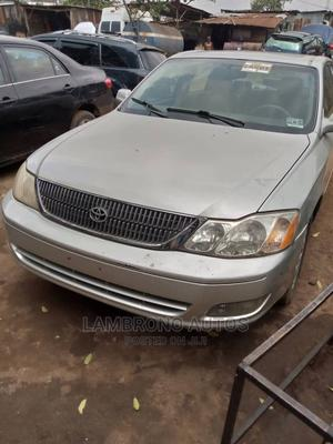 Toyota Avalon 2004 XL Silver | Cars for sale in Lagos State, Ogba