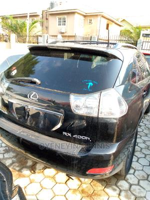 Lexus RX 2006 400h Black | Cars for sale in Lagos State, Alimosho