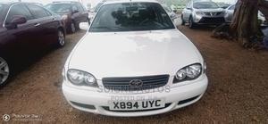 Toyota Corolla 2000 Liftback White | Cars for sale in Abuja (FCT) State, Kubwa