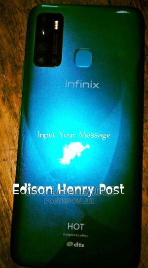 Infinix Hot 9 64 GB Blue   Mobile Phones for sale in Rivers State, Port-Harcourt