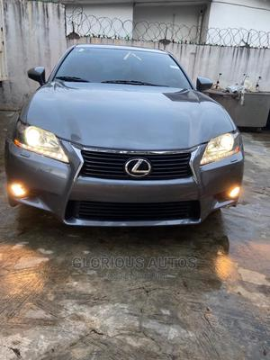 Lexus GS 2015 350 4WD Gray | Cars for sale in Lagos State, Isolo