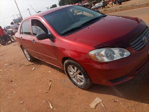 Toyota Corolla 2004 LE Red | Cars for sale in Kaduna State, Kaduna / Kaduna State