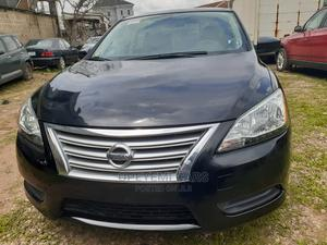 Nissan Sentra 2016 S Black | Cars for sale in Lagos State, Ikeja