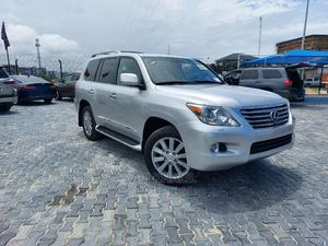 Lexus LX 2009 570 Silver | Cars for sale in Lagos State, Lekki