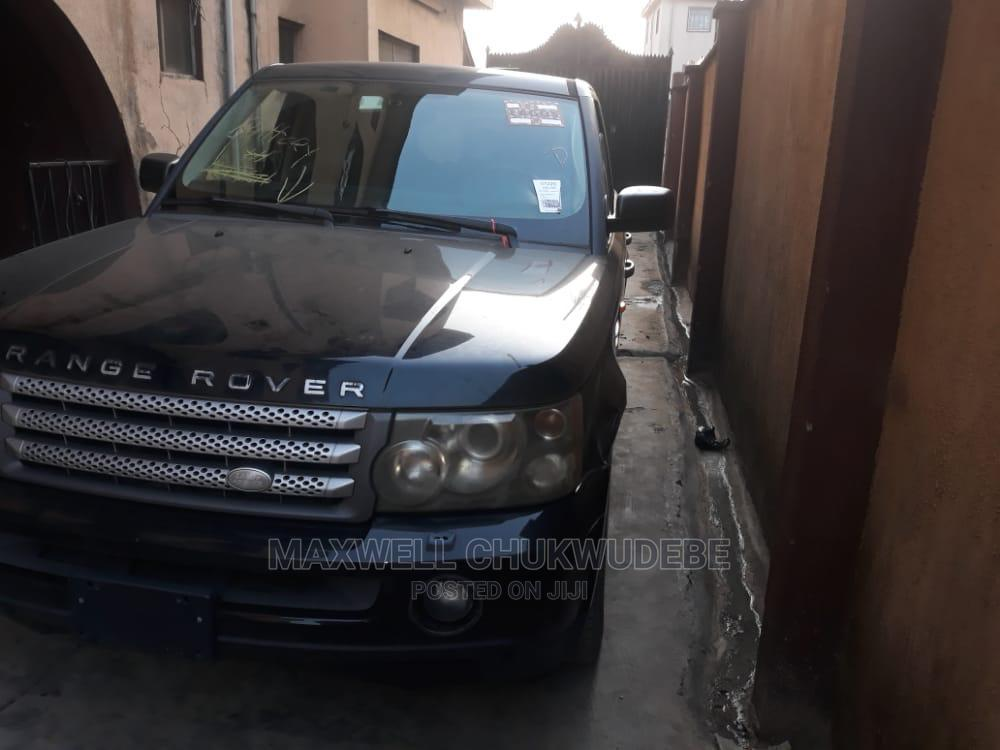Archive: Land Rover Range Rover Sport 2006 Black