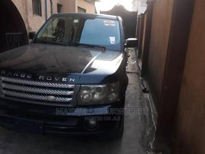 Land Rover Range Rover Sport 2006 Black | Cars for sale in Lagos State, Agboyi/Ketu