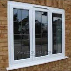 Aluminum Windows And Door Installations. | Windows for sale in Lagos State, Lekki