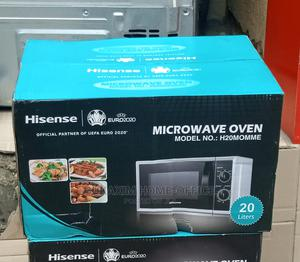 Hisense 20L Microwave Oven H20MME | Kitchen Appliances for sale in Lagos State, Ojo