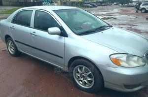 Toyota Corolla 2005 CE Silver | Cars for sale in Abuja (FCT) State, Gudu