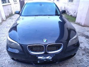 BMW 535i 2007 Black | Cars for sale in Abuja (FCT) State, Jabi