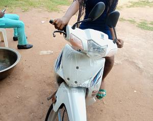 Haojue UD110 HJ110-6 2020 White | Motorcycles & Scooters for sale in Abuja (FCT) State, Wuse