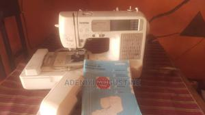 Automatic Computerized Embroidery Brother Machine   Manufacturing Equipment for sale in Ondo State, Akure