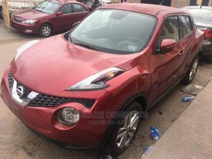 Nissan Juke 2015 Red | Cars for sale in Lagos State, Surulere