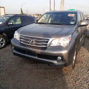 Lexus GX 2012 460 Gray | Cars for sale in Lagos State, Ikeja