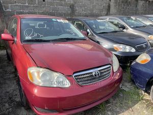 Toyota Corolla 2006 LE Red | Cars for sale in Lagos State, Amuwo-Odofin
