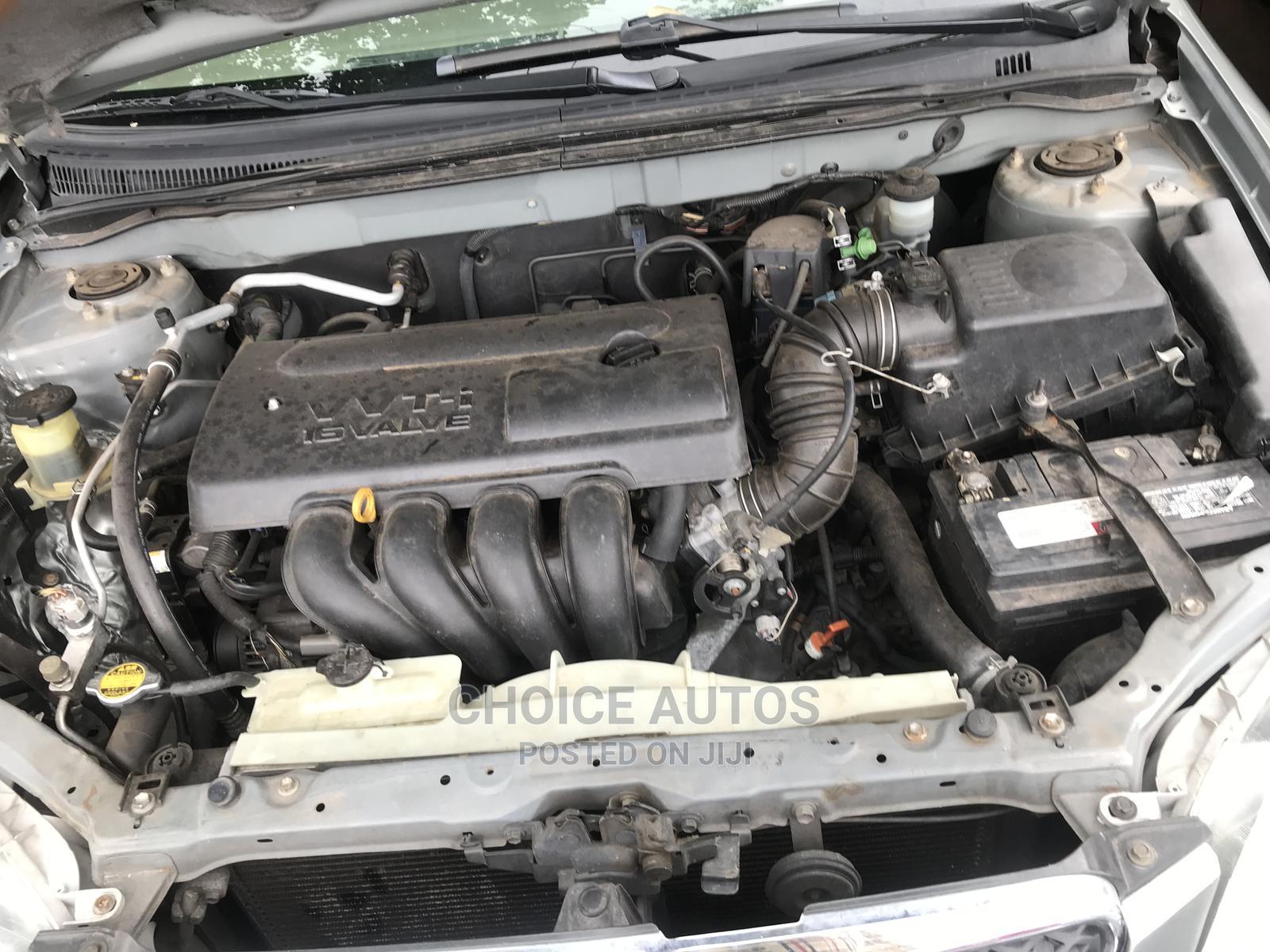 Toyota Corolla 2004 Gray | Cars for sale in Gaduwa, Abuja (FCT) State, Nigeria