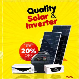 Solar Inverter Repair Maintenance And Installation   Repair Services for sale in Rivers State, Port-Harcourt