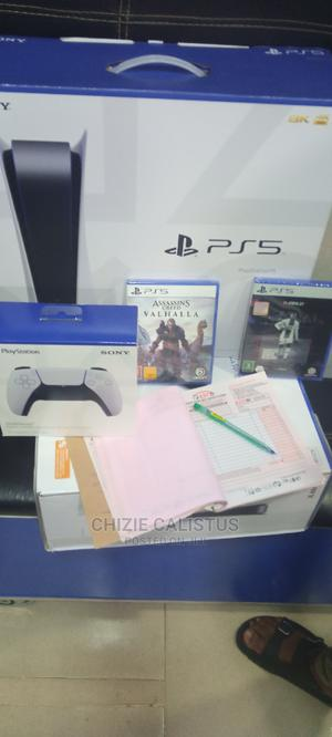 Playstation 5:We Accept Home Services for Ur Installations | Video Game Consoles for sale in Lagos State, Ikeja