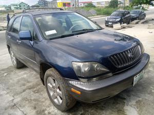Lexus RX 2000 300 2WD Blue | Cars for sale in Rivers State, Port-Harcourt