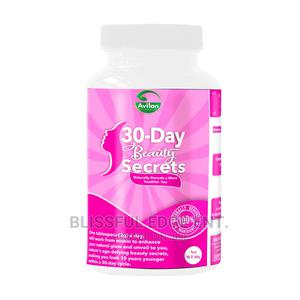 Avila 30 Days Beauty Secrets | Vitamins & Supplements for sale in Oyo State, Ibadan