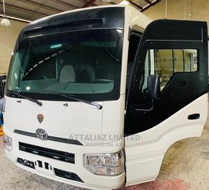 Bulletproof Toyota Coaster Bus 2020.   Buses & Microbuses for sale in Abuja (FCT) State, Central Business District