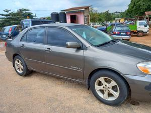 Toyota Corolla 2005 1.8 TS Gray   Cars for sale in Lagos State, Abule Egba