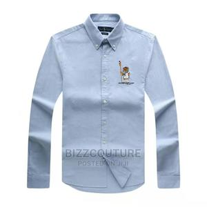 High Quality RALPH LAUREN Blue Shirts Available for Sale | Clothing for sale in Abuja (FCT) State, Wuse 2