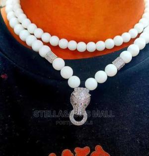 2 Beaded Choker and Pendant | Jewelry for sale in Lagos State, Lagos Island (Eko)