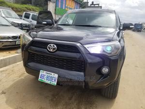 Toyota 4-Runner 2015 Black | Cars for sale in Rivers State, Port-Harcourt