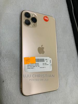 New Apple iPhone 11 Pro Max 64 GB Gold   Mobile Phones for sale in Lagos State, Ajah