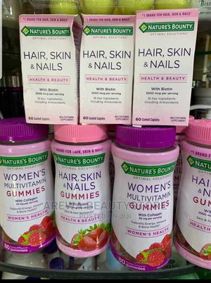 Natures Bounty Hair ,Skin and Nails | Vitamins & Supplements for sale in Lagos State, Amuwo-Odofin