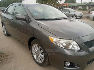 Toyota Corolla 2010 Gray | Cars for sale in Lagos State, Ikeja