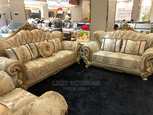 High Quality 7 Seasters Royal Sofa   Furniture for sale in Lagos State, Ojo