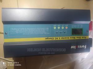 Foresolar Pure Sine Wave Inverter 5kva 48volt   Solar Energy for sale in Lagos State, Ikeja