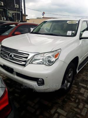 Lexus GX 2013 460 Premium White | Cars for sale in Lagos State, Ikeja