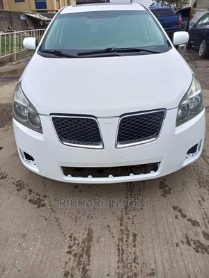 Pontiac Vibe 2009 2.4 GT White | Cars for sale in Lagos State, Oshodi
