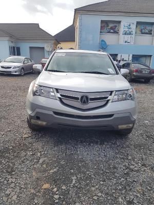 Acura MDX 2007 Silver   Cars for sale in Oyo State, Oluyole