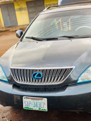 Lexus RX 2006 400h AWD Gray | Cars for sale in Edo State, Benin City