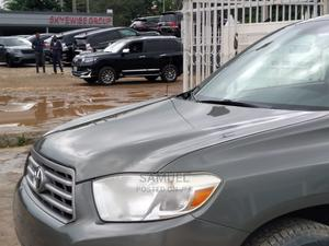 Toyota Highlander 2010 Gray | Cars for sale in Abuja (FCT) State, Central Business District