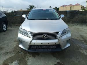 Lexus RX 2014 Silver   Cars for sale in Lagos State, Surulere
