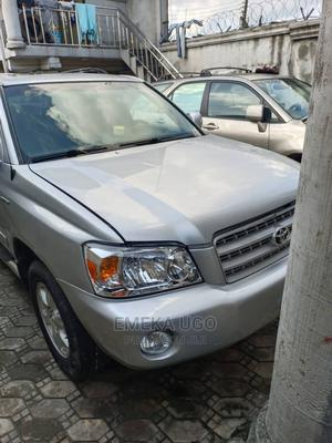 Toyota Highlander 2004 Silver | Cars for sale in Rivers State, Port-Harcourt
