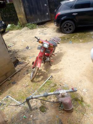 Honda 2010 Red   Motorcycles & Scooters for sale in Abia State, Aba North