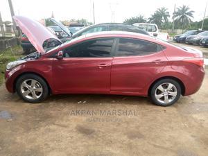 Hyundai Elantra 2013 Red   Cars for sale in Akwa Ibom State, Uyo